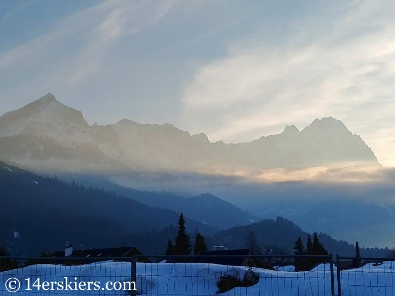 Garmisch-Partenkirchen, Zugspitze