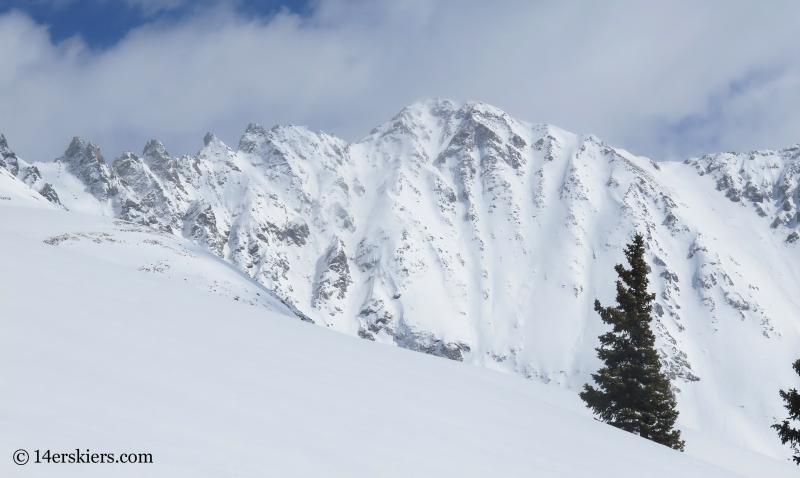 Fletcher Mountain.