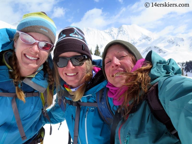 Brittany Konsella, Alex Riedman, Susan Mol