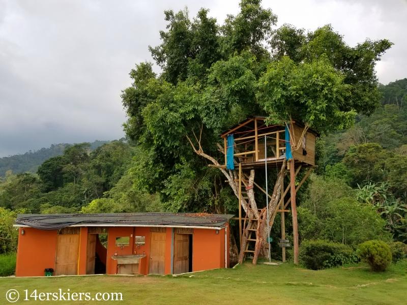 Casa Elemento, near Minca, Colombia.