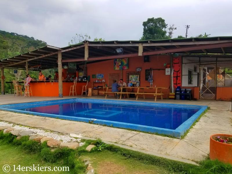 Casa Elemento near Minca, Colombia.
