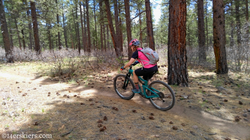 Mountain Biking 101 - Boggy Draw near Dolores, CO