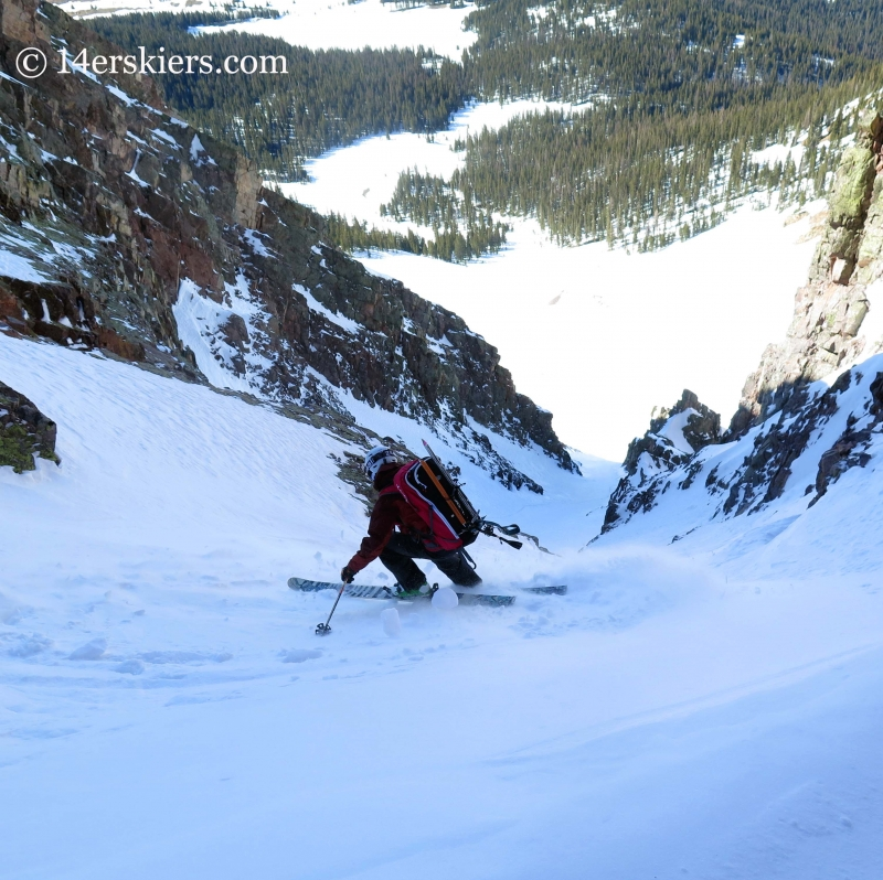 Tr Naked Lady Couloir 26 March 2015 - 14Erskierscom-4665