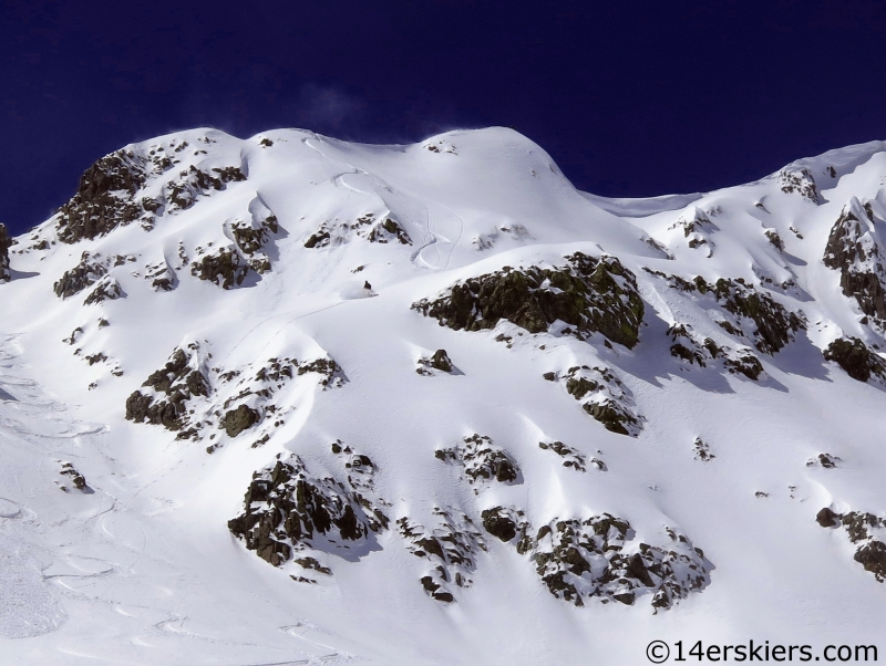 austin gibney snowboard crested butte