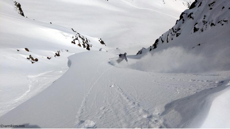 ben furimsky 2018 skiing