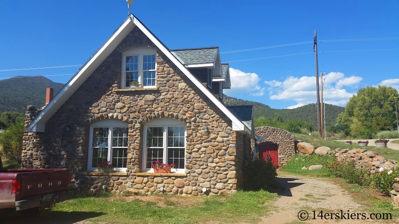 Stone Cottage Winery near Paonia, CO.
