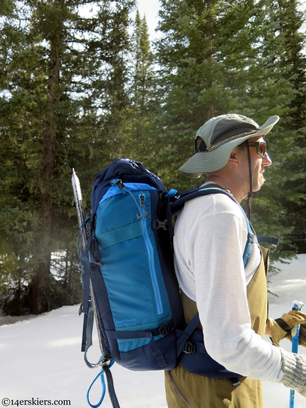 Patagonia Snow Drifter 40 liter backpack