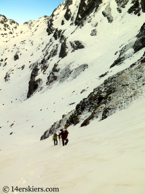 Climbing Couloirs