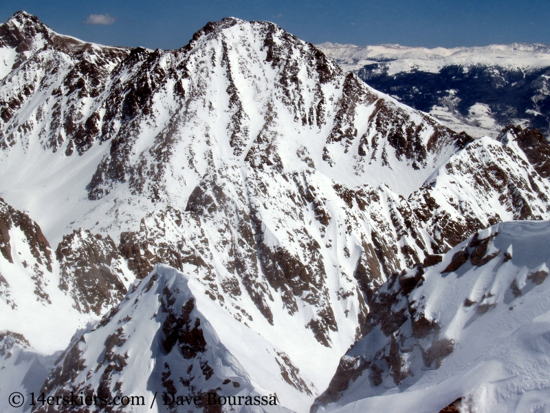 Gore Range peaks