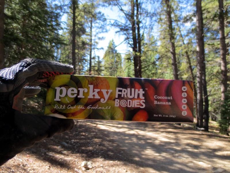 Perky fruit bodies