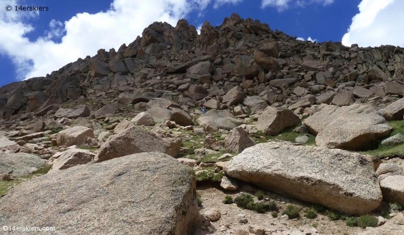 Pike Peaks Climb