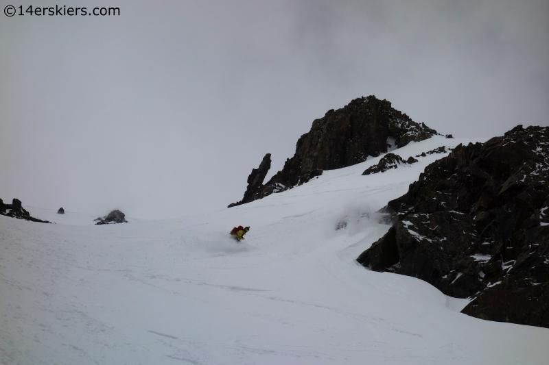 brennan metzler snowboarding