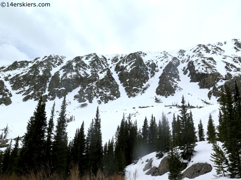 mccullough gulch skiing quandary