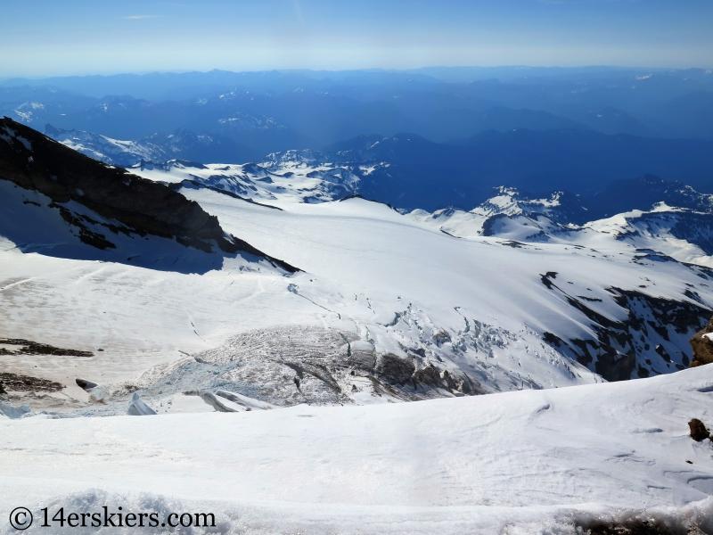 Upper Nisqually Glacier