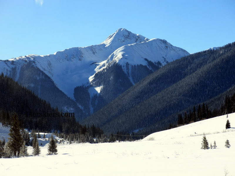 The Sultan near Red Mountain Pass