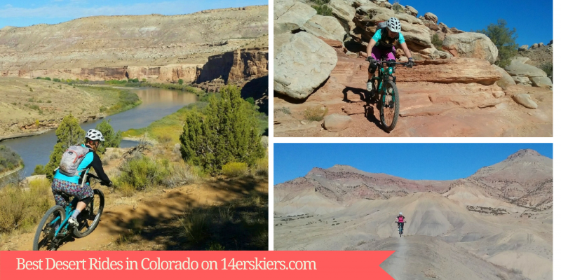 Best Desert Rides in Colorado