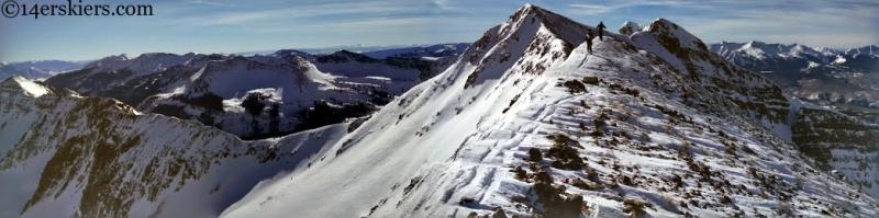 Richmond Peak Pano
