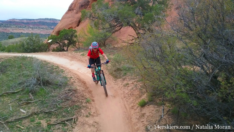 Mountain Biking 101 - Rustlers Trail