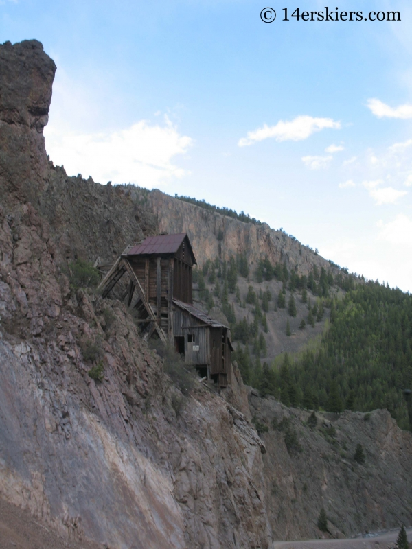 Mines near Creede, CO