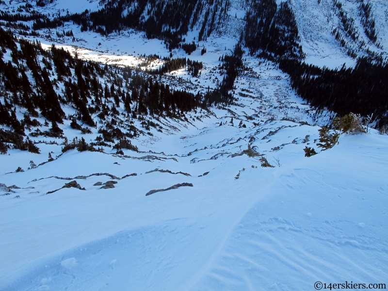 Schuylkill, backcountry skiing in Crested Butte