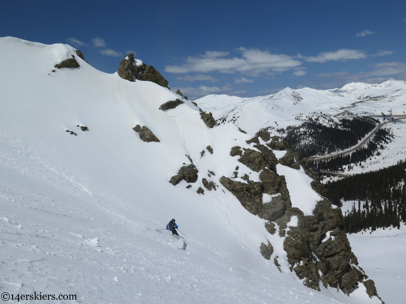 loveland pass backcountry