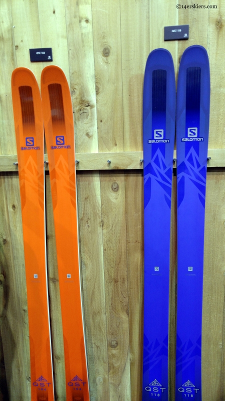 SIA 2017 Ski Reviews - 14erskiers com
