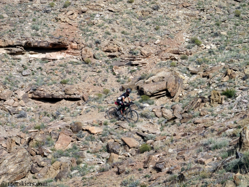 josh shifferly on the sidewinder trail