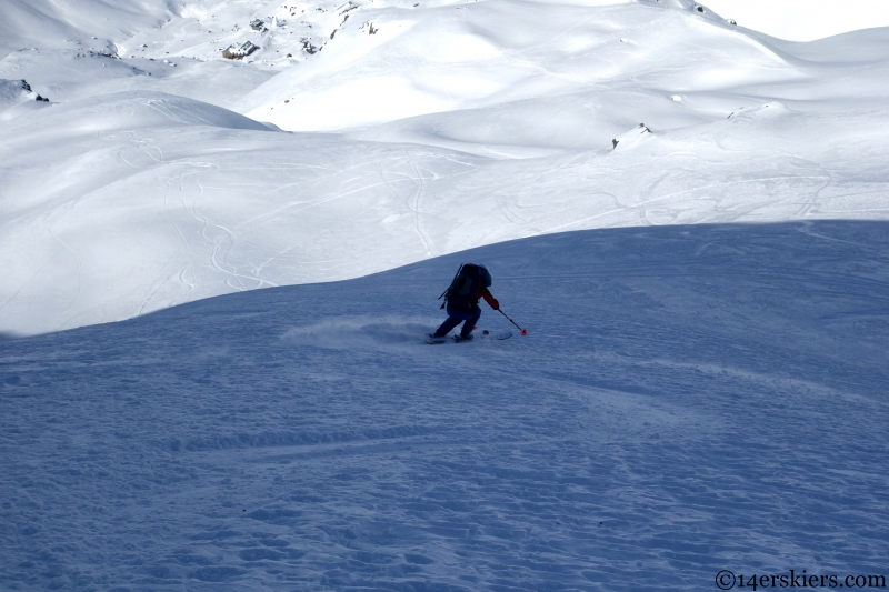 jamtal hut ski