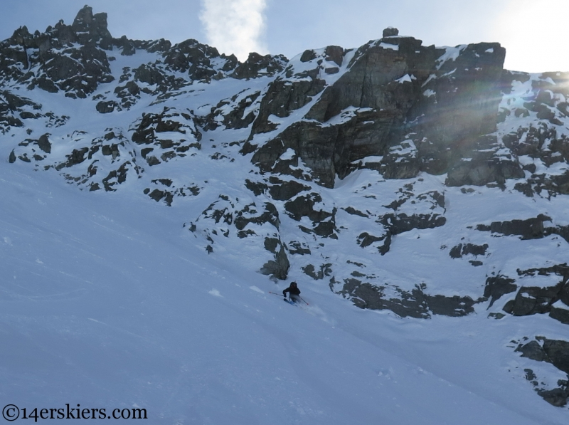 Silvretta skiing