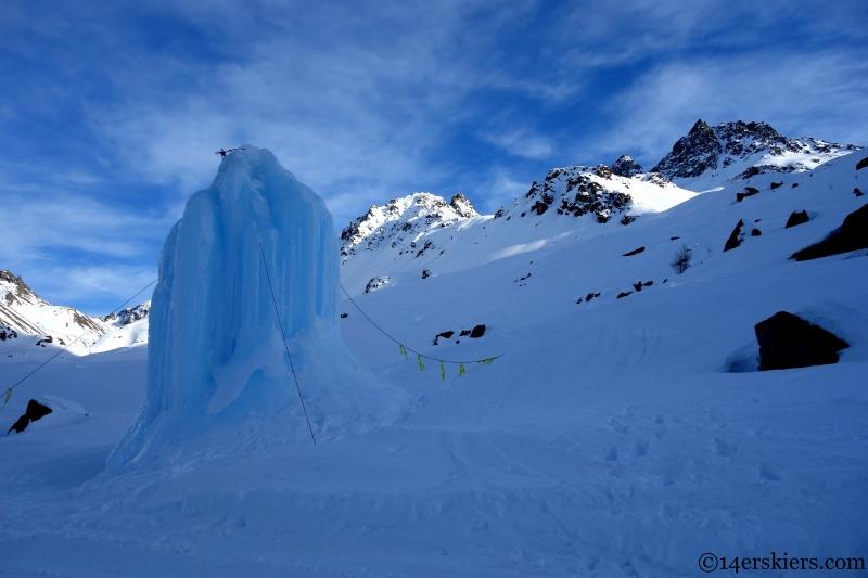jamtal ice climbing