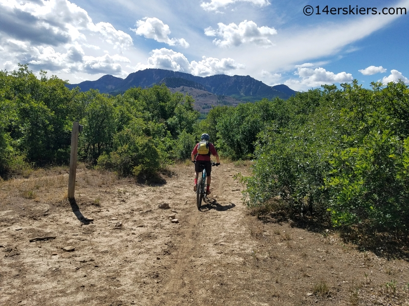crawford mountain biking and mendicant ridge