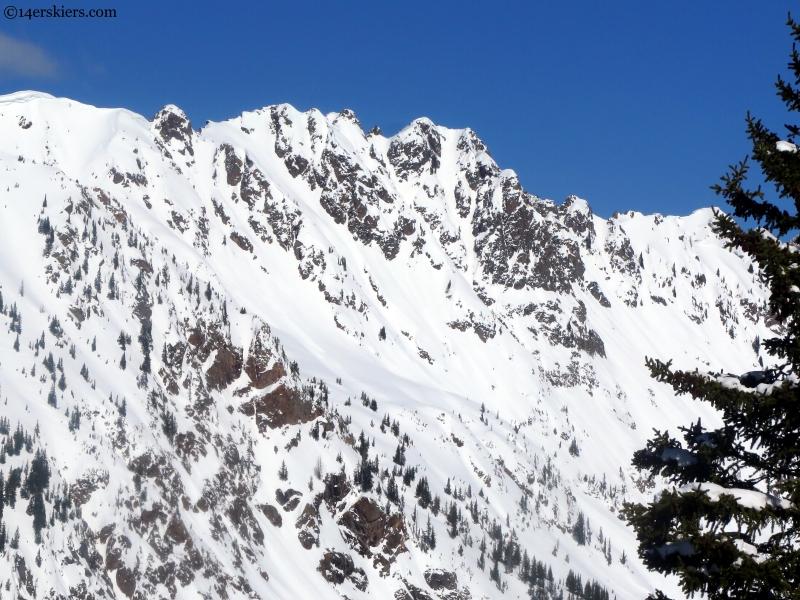 gore range skiing