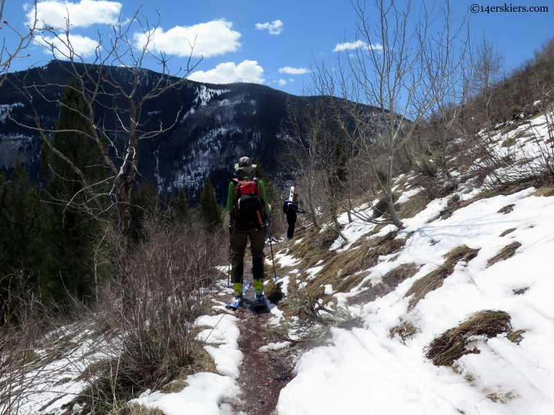vail trails