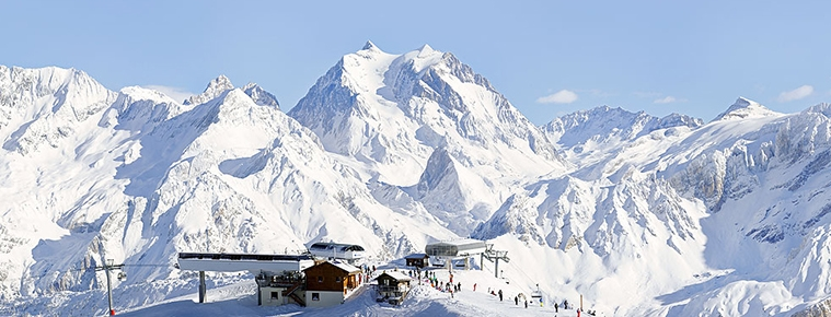 where to find the best off piste skiing in the alps