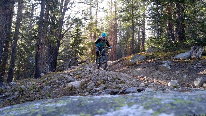 descending star trail 411