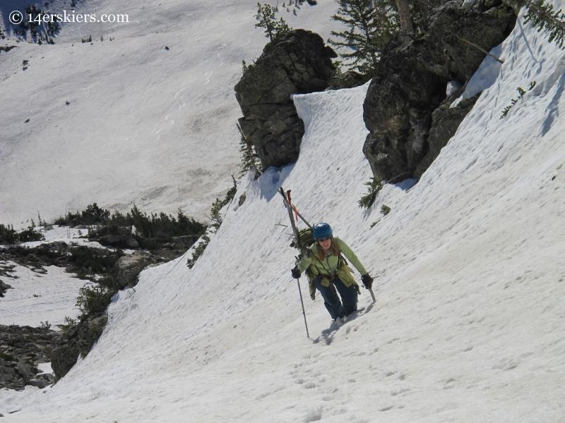 Mt. St. John climb