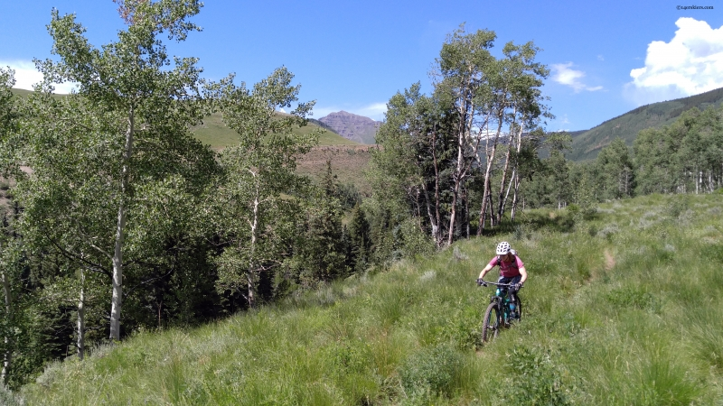 crested butte canal trail