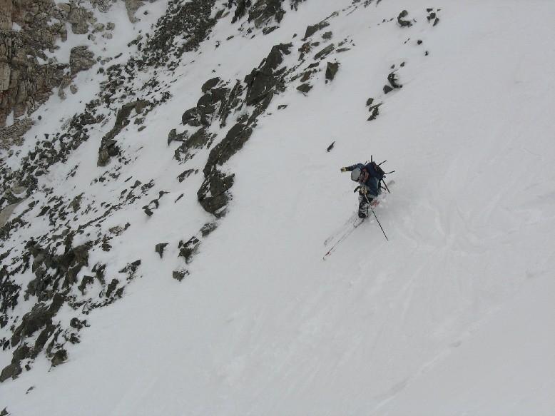 Torreys Peak ski, Andrew Oscar