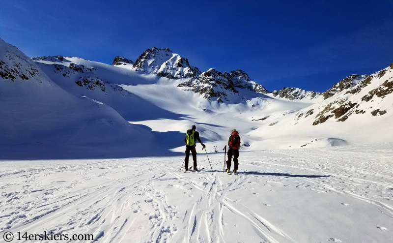 Silveretta Tour - Jamtal Hut to Weisbadener Hut