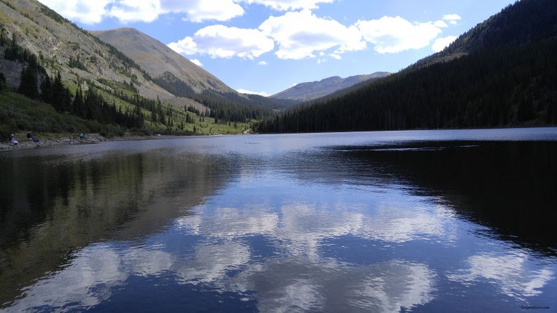mirror lake, colorado