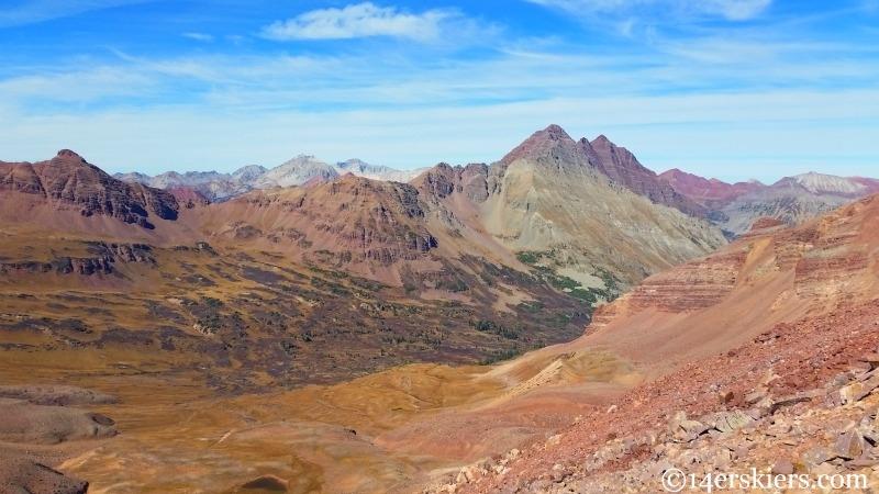 South Maroon Peak.