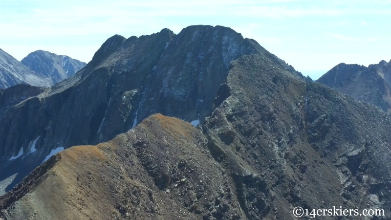 Precarious Peak.