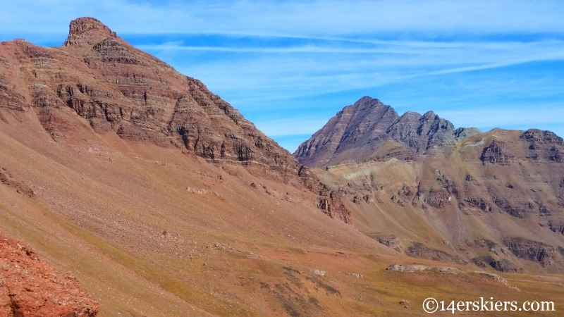 Maroon Bells and Belleview