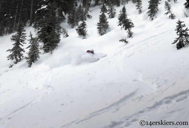 Slate river hybrid skiing