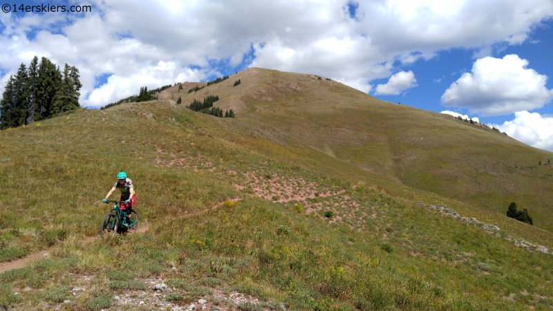 Doubletop crested butte mtb
