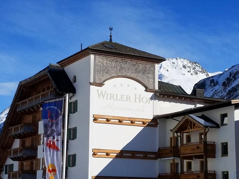Wirl near Galtur, Austria.