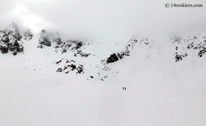 Fletcher Mountain and Atlantic Peak.