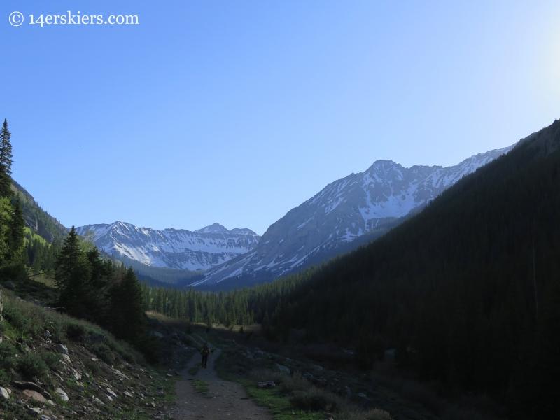 Copper Creek hike
