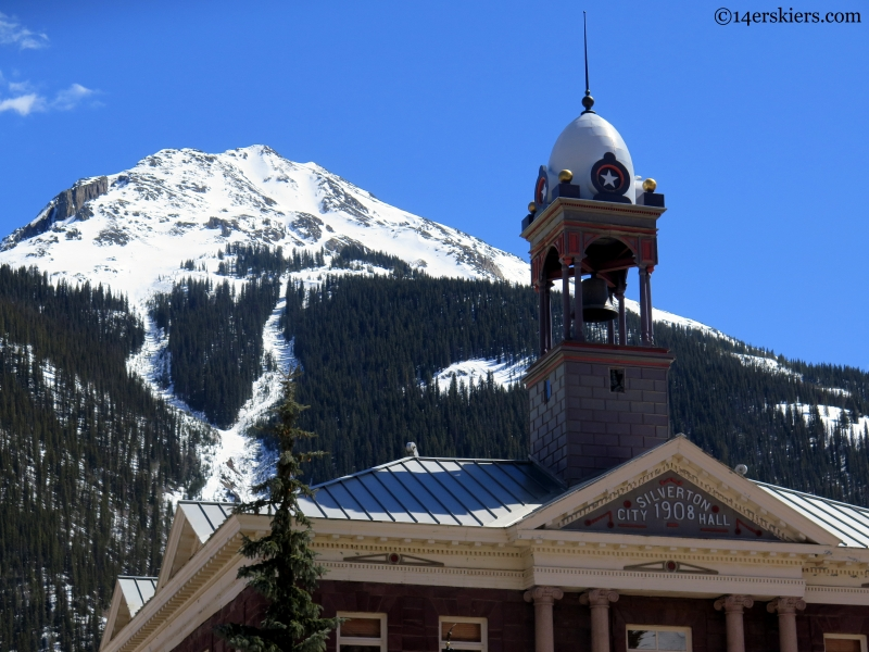 Silverton town hall