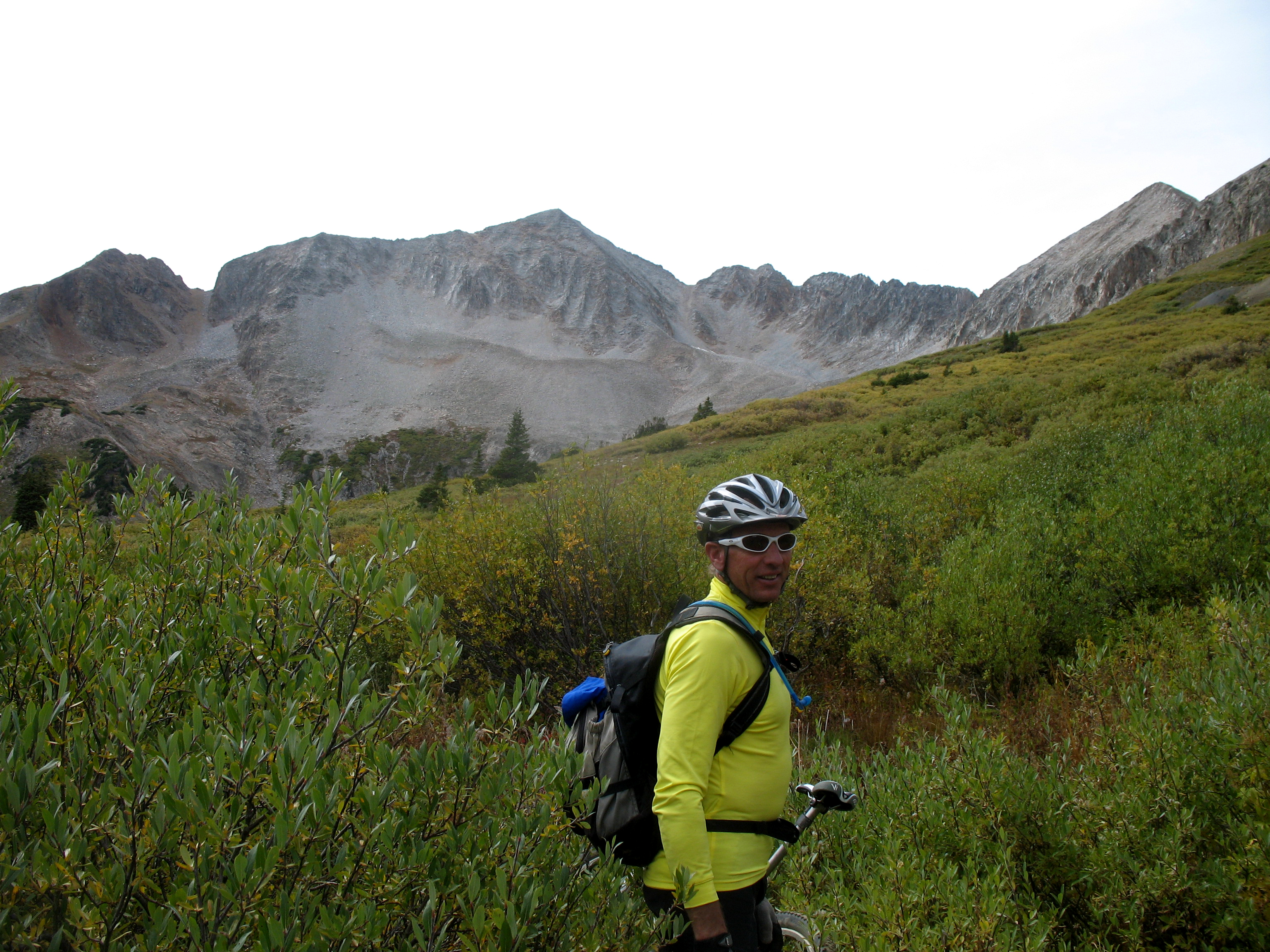 Biking from Aspen to Crested Butte - Taylor & Star Passes
